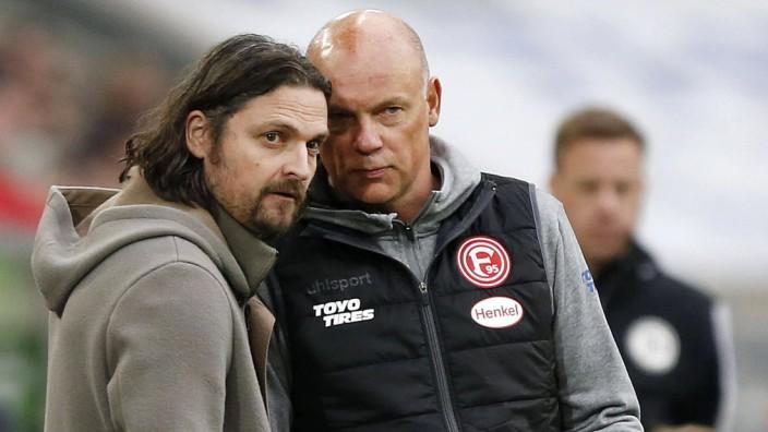 Düsseldorf, Deutschland, 1. Fußball- BL, 20. Spieltag, Fortuna Düsseldorf : Eintracht Frankfurt 1-1 am 01.02.2020 in der