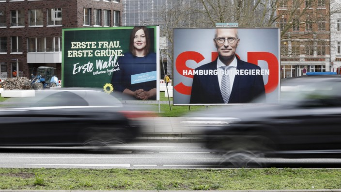 Hamburg Prepares For State Elections