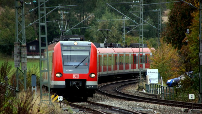 S-Bahnhof Gilching-Argelsried
