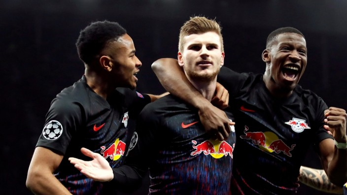 Champions League - Round of 16 First Leg - Tottenham Hotspur v RB Leipzig