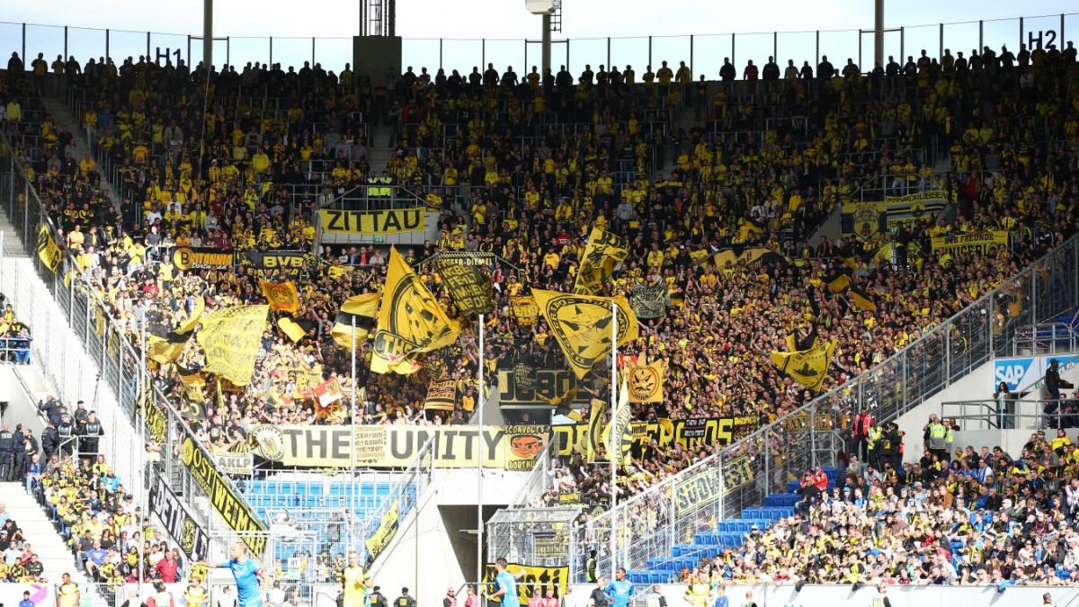 BVB-Fans dürfen drei Jahre lang nicht nach Hoffenheim
