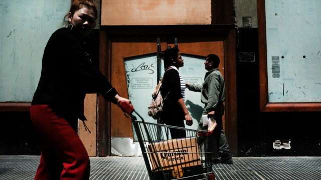 As Elections Near, Argentina Struggles With Inflation, Poverty And A Falling Peso