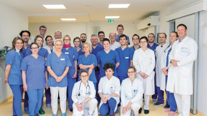 Kardiologie Ebersberg, Herzinfarkt, Herz, Infarkt
