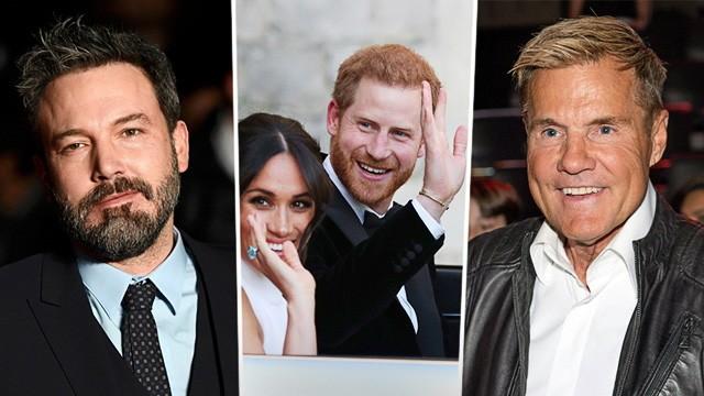 Promis der Woche: Reue und Royals
