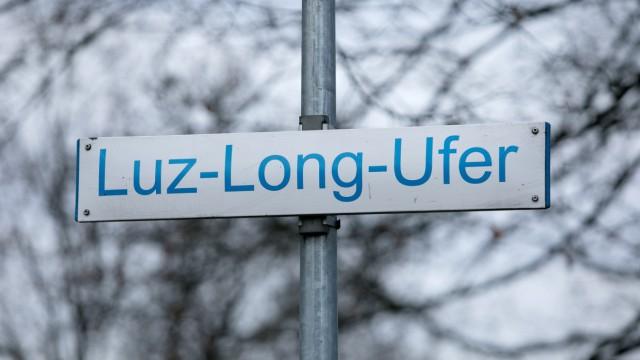 Straßennamen von Sportlern, Straßenschilder
