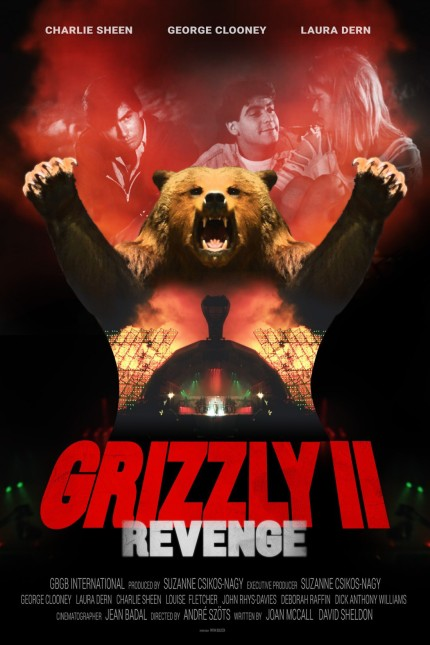 "zu dem Film ""Grizzly II"""