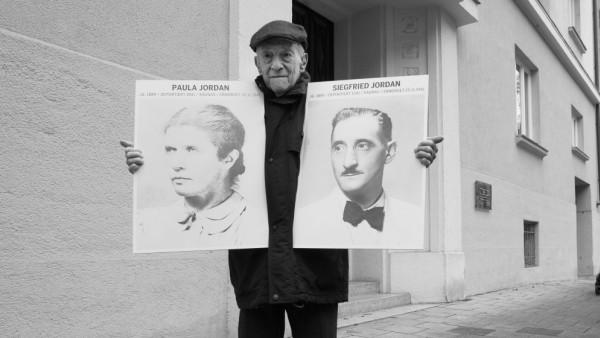 Stolpersteine in München: Peter Jordan gestorben