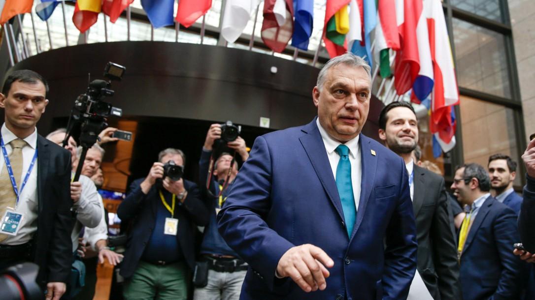 EU: Wer Fördergelder will, muss sich an Regeln halten