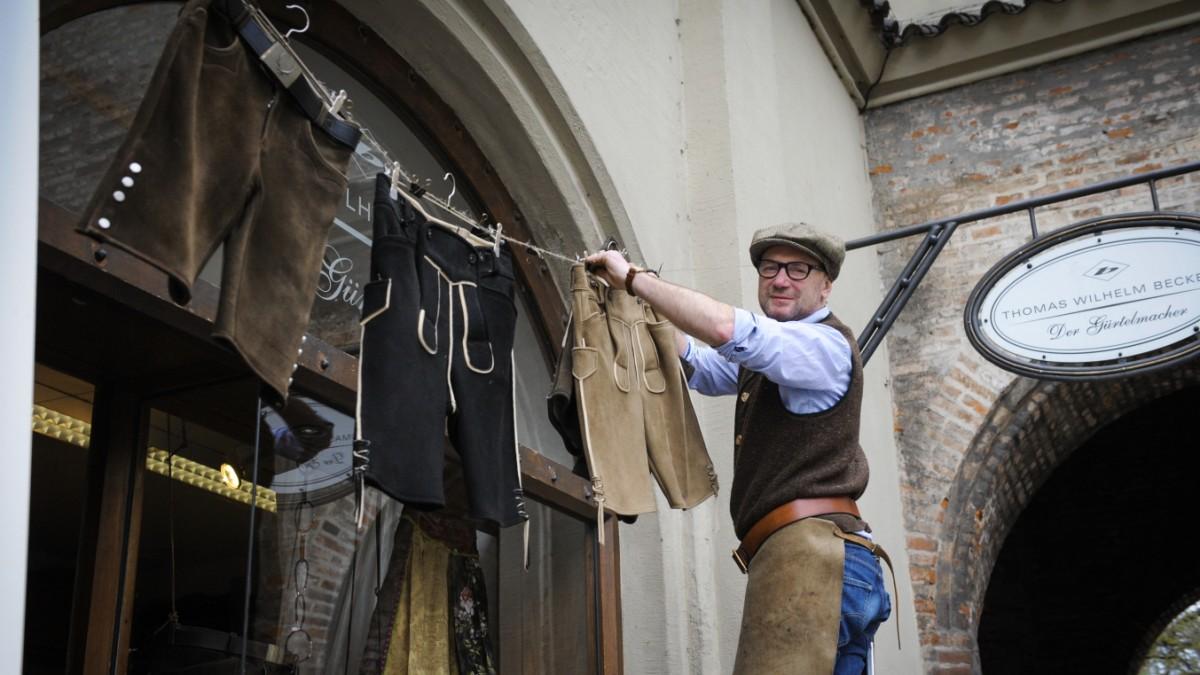 München: In der Altstadt ist Platz für den Einzelhandel