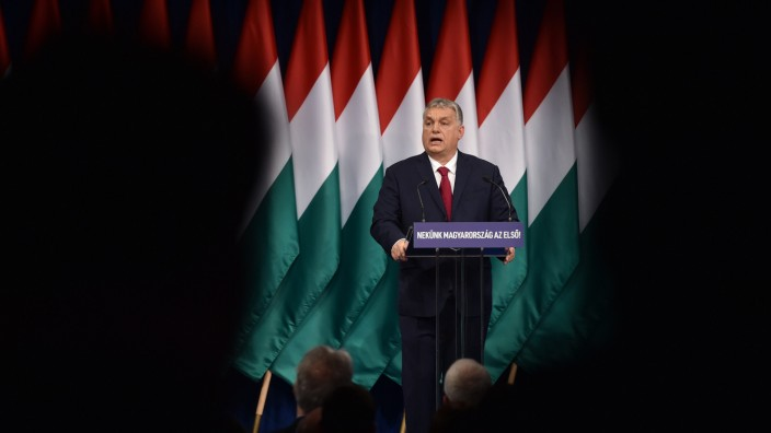 HUNGARY-POLITICS-ORBAN-NATION-SPEECH
