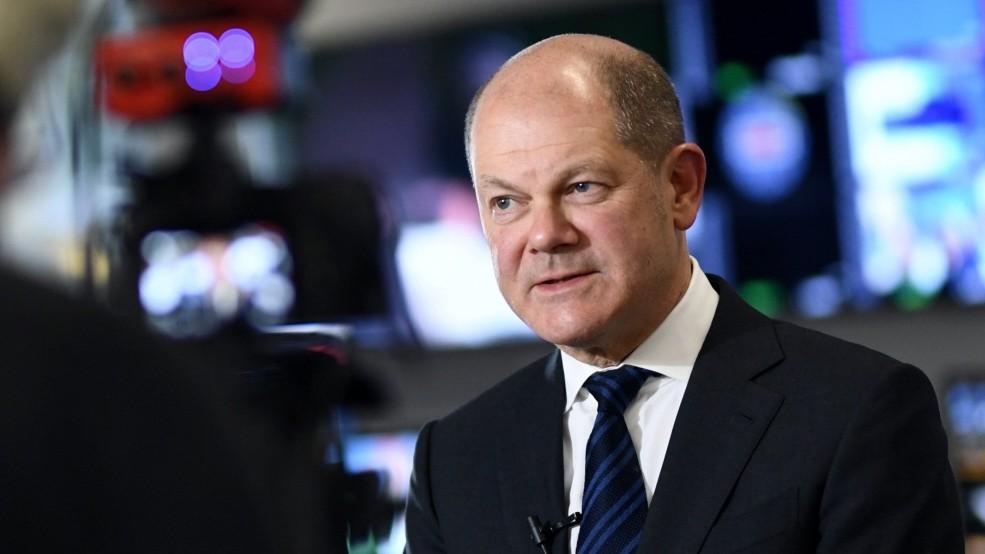 Wahl: Ein Sieg der SPD wäre auch ein Triumph für Scholz