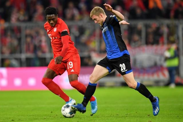 FC Bayern Muenchen v SC Paderborn 07 - Bundesliga