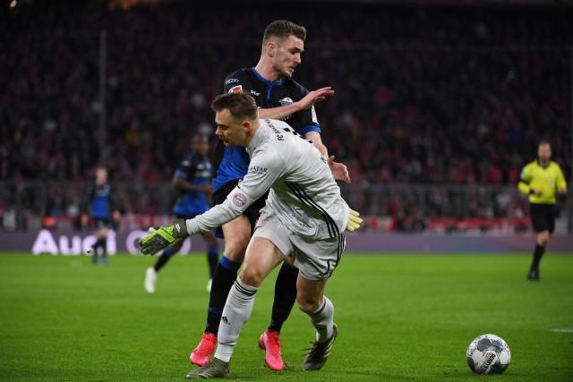 Bayern München - SC Paderborn 07