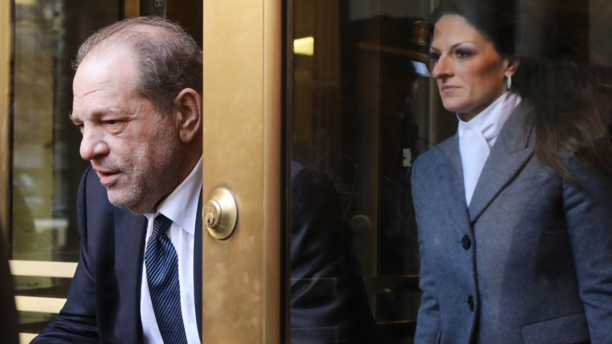 Weinstein-Jury uneins über gravierendste Anklagepunkte