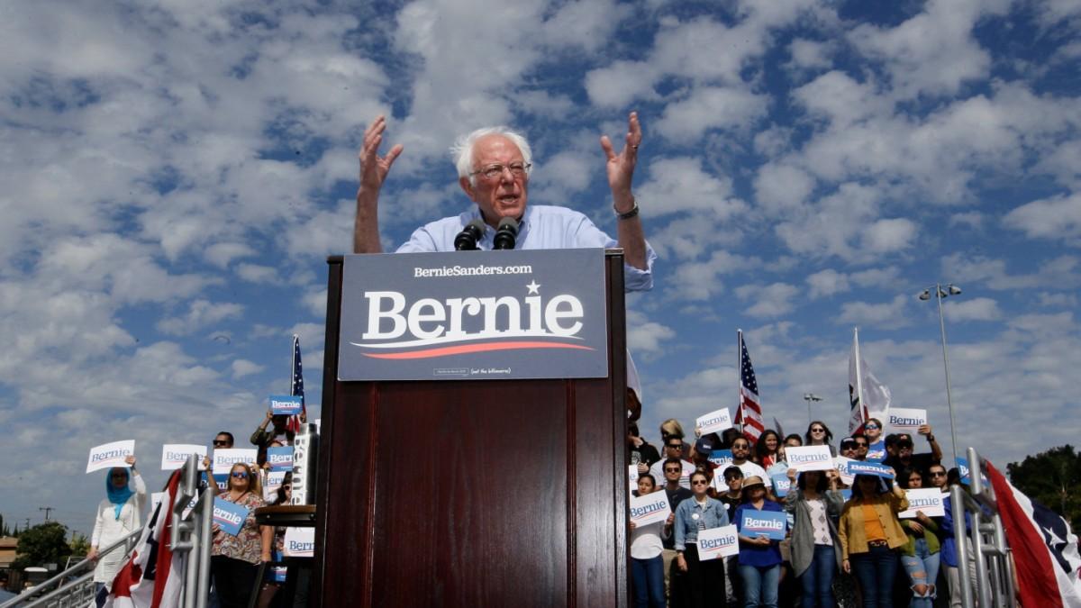 US-Vorwahl: Russland unterstützt angeblich Sanders