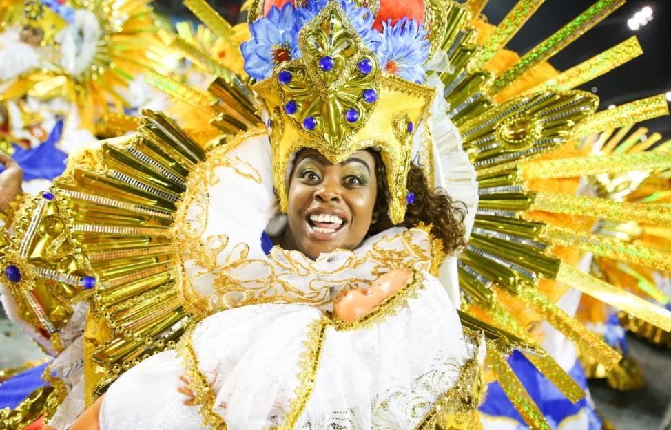 Sao Paulo Carnival 2020 - Day 1