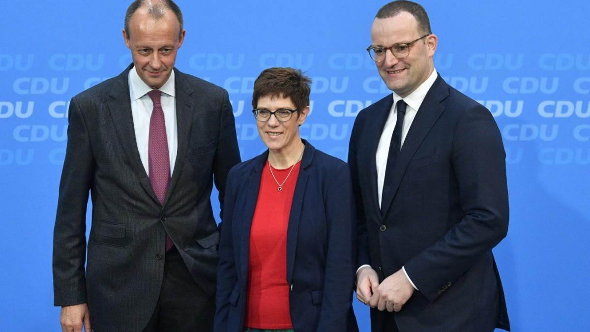 Merkel-Nachfolge: Ist die CDU aus der Zeit gefallen?