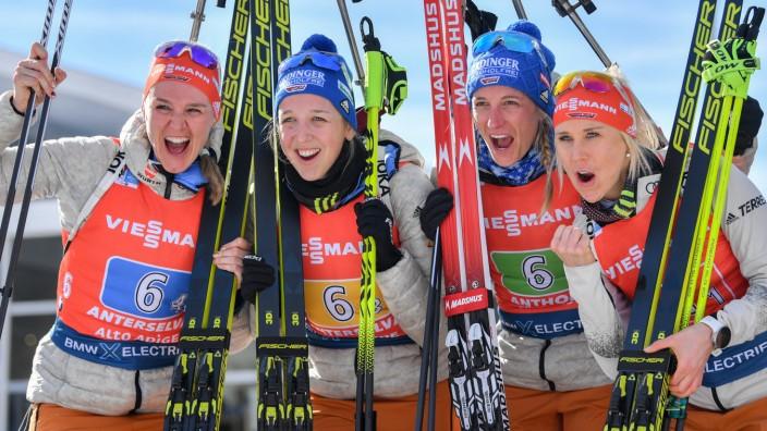 Biathlon - Weltmeisterschaft/Weltcup