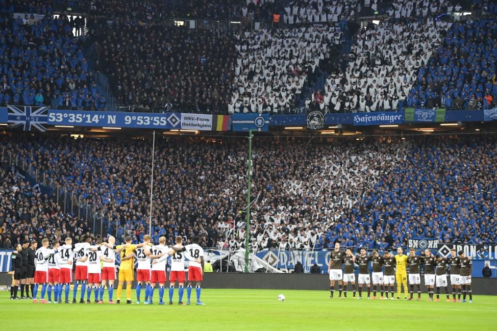 Hamburger SV v FC St. Pauli - Second Bundesliga