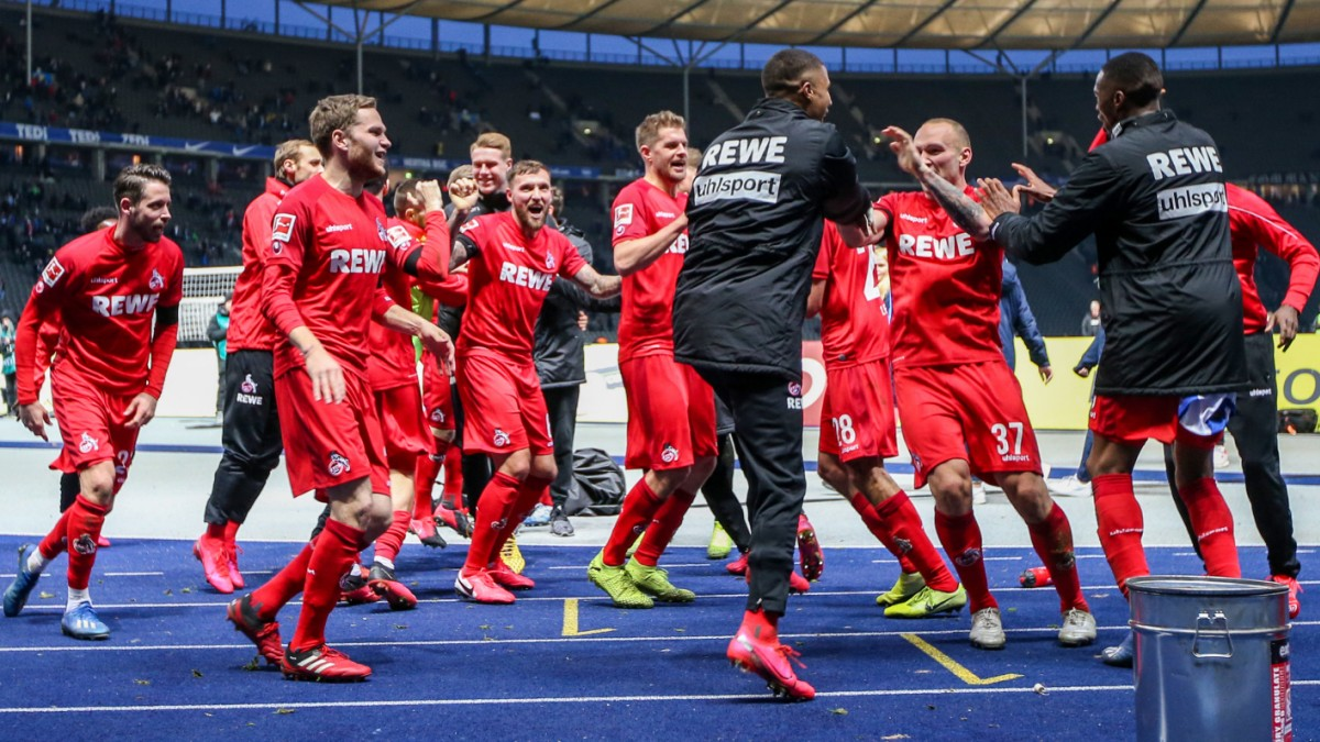 Bundesliga: Köln feiert Karneval in der Hauptstadt