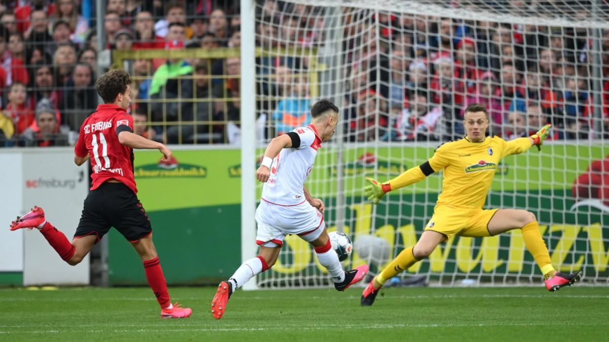 Düsseldorf gewinnt 2:0 - Kein Kraut gewachsen gegen Usain Bolt
