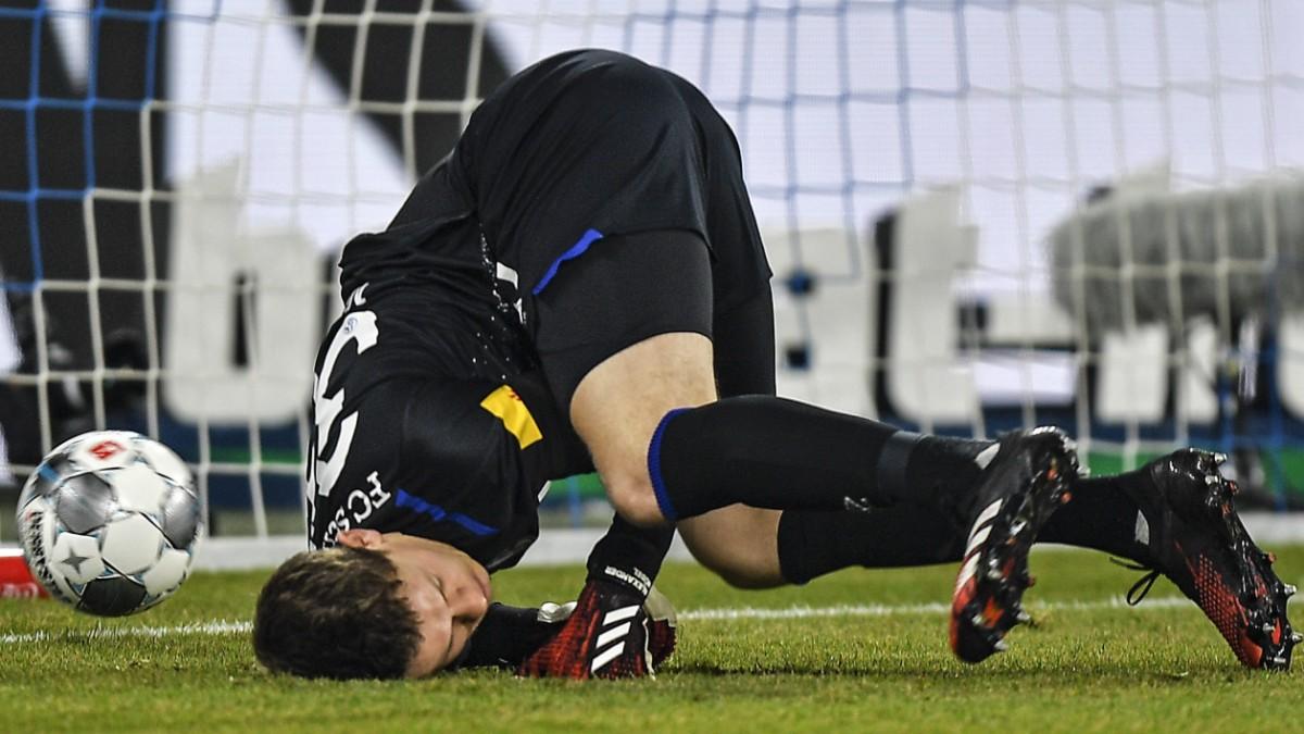 Bundesliga: Schalke zerbröselt gegen Leipzig