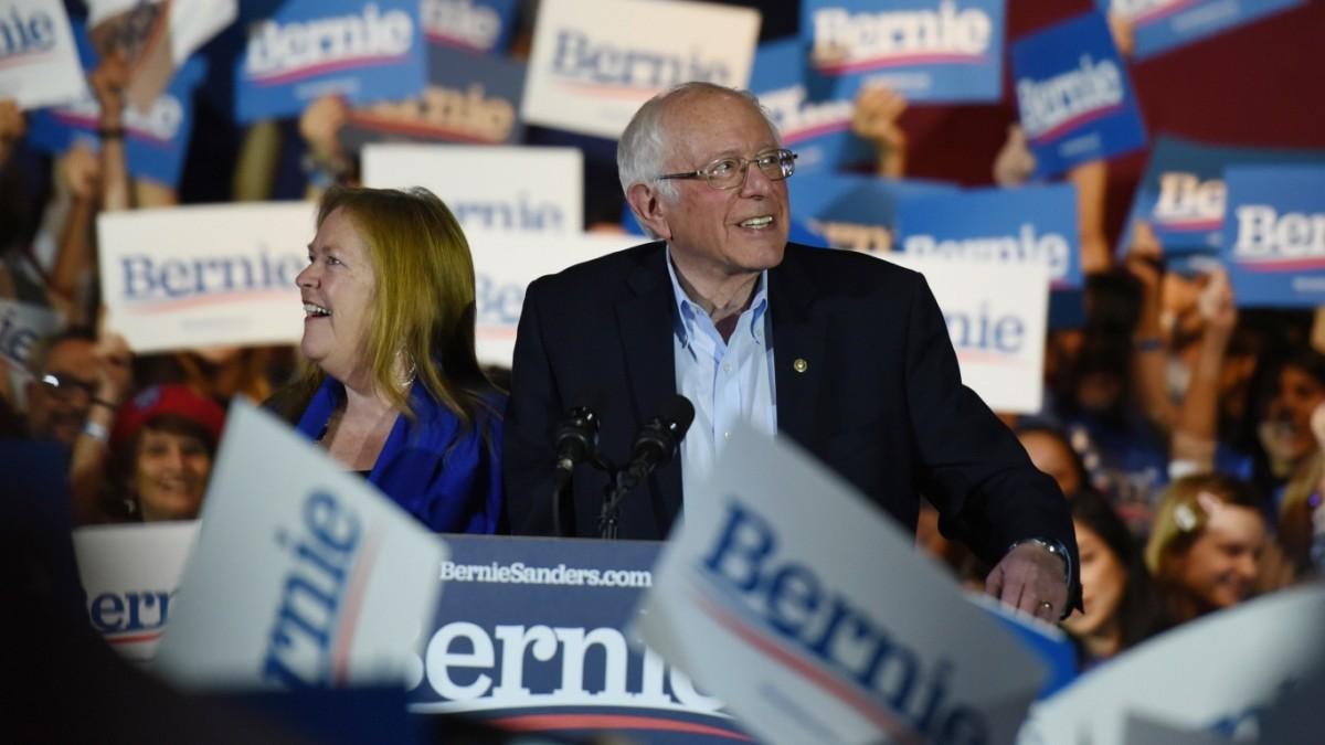 USA: Wer kann Bernie Sanders stoppen?