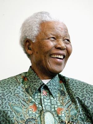 Mandela, Getty
