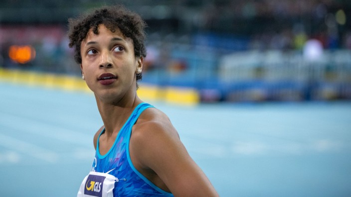 Leichtathletik/Halle: Deutsche Meisterschaft