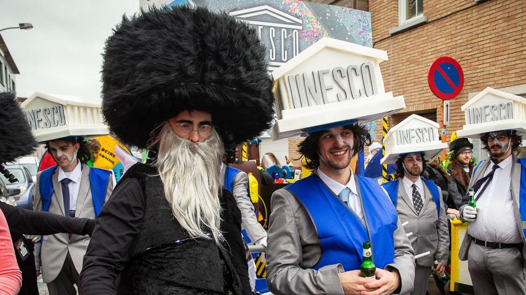 Umstrittener Aalster Karneval zeigt wieder antisemitische Klischees