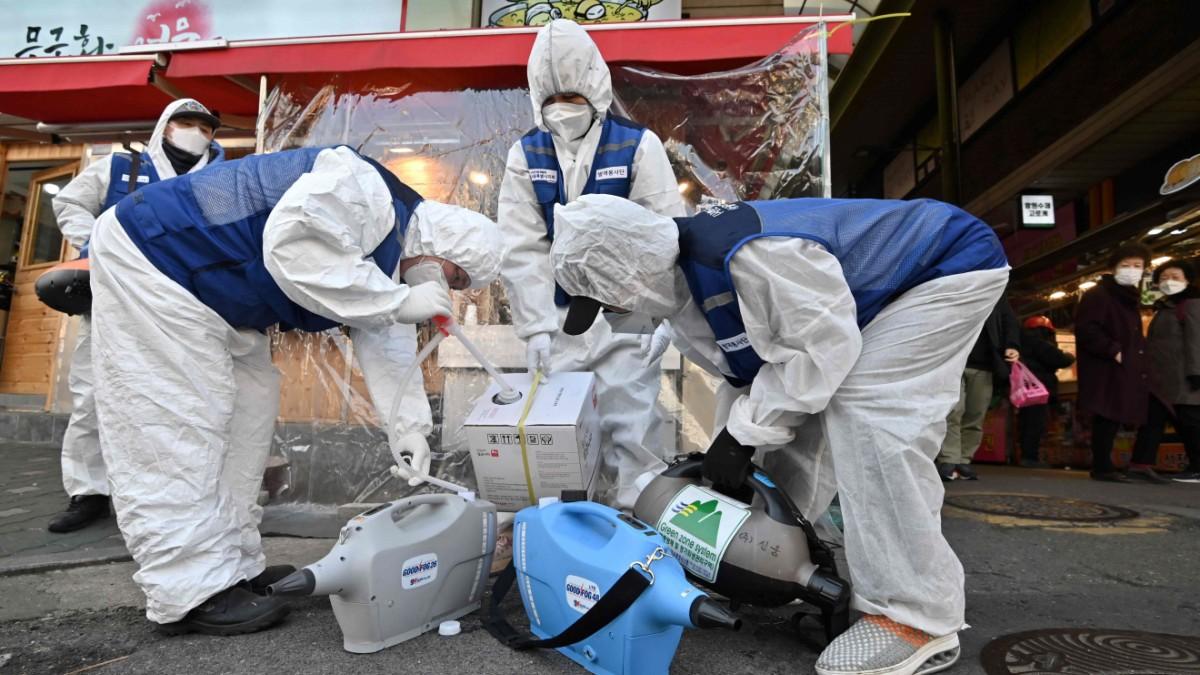 Corona-Virus: China meldet 150 Todesfälle an einem Tag