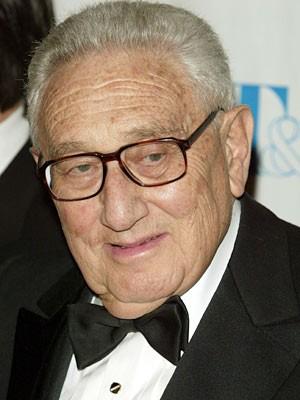 Kissinger, Getty