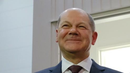 Was der SPD-Wahlsieg in Hamburg für Olaf Scholz bedeute