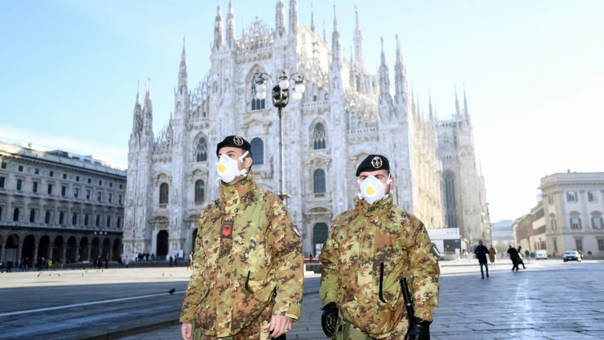 Coronavirus in Italien: Wie ein Land zum Erliegen kommt