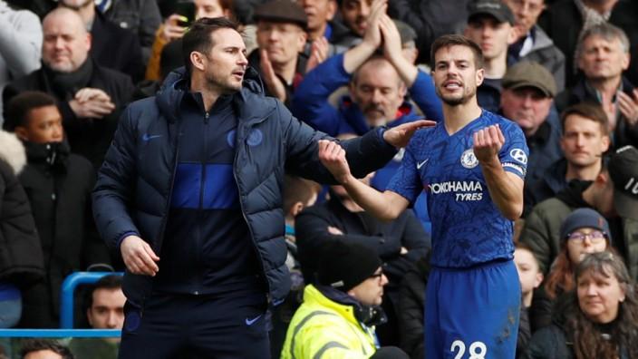 Premier League - Chelsea v Tottenham Hotspur