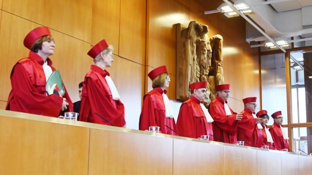 Bundesverfassungsgericht verhandelt AfD-Klage gegen Seehofer