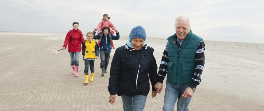 Tiefgekühlter Streit: Das Abenteuer Mehrgenerationen-Urlaub