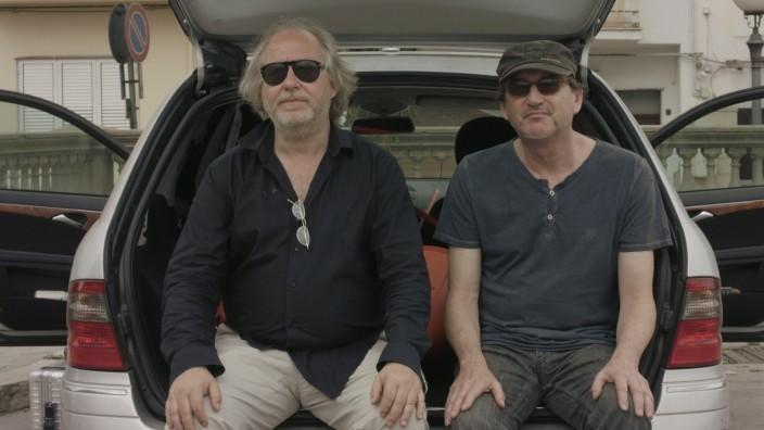 Peter Kees und Werner Bauer
