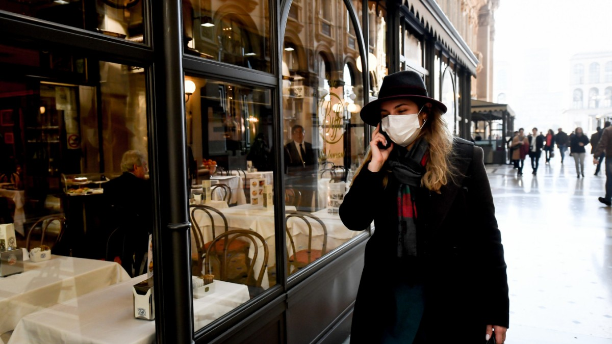 Covid-19 in Europa: Erster Coronavirus-Fall in Südtirol