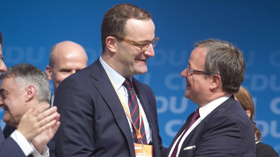 CDU/CSU - cover