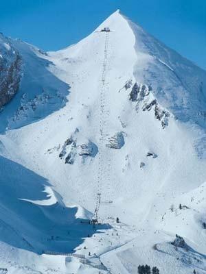 Die steilsten Pisten: Obertauern, Herbke