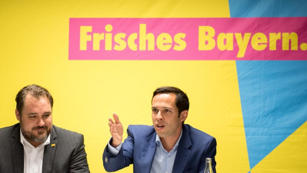 Bayern-Umfrage: FDP sackt auf 3 Prozent ab
