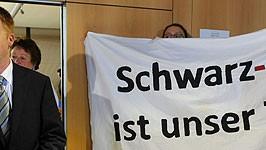 Christoph Matschie Thüringen SPD Koalition CDU Linke,
