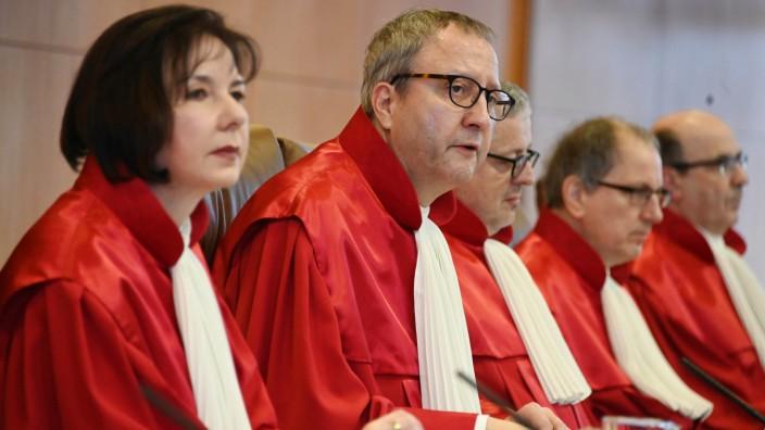 Bundesverfassungsgericht verkündet Urteil zum Sterbehilfe-Verbot