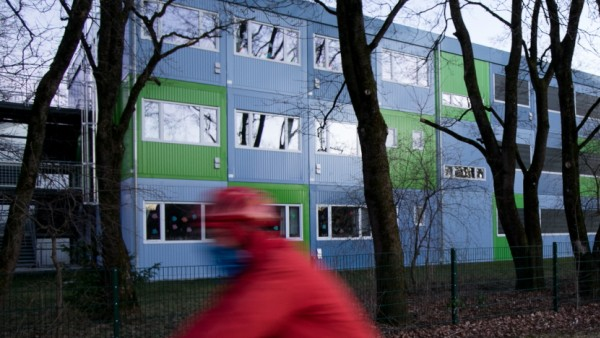 Grundschule an der Weißenseestraße 45 in Obergiesing