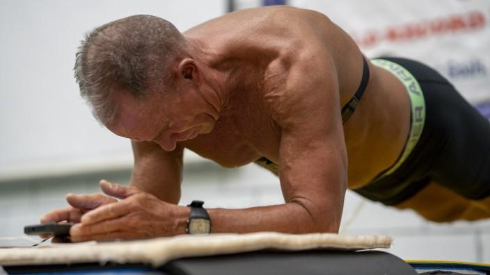 Planking-Weltrekord