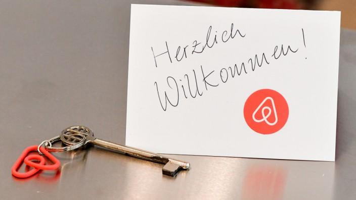 Bericht: Starker Kostenanstieg drückt Airbnb ins Minus