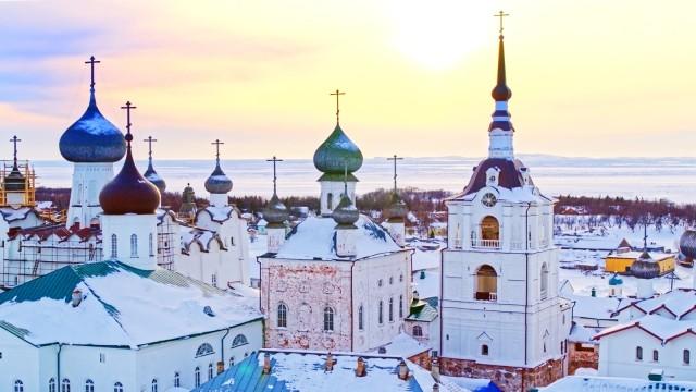 Kinostart - 'Russland von oben'