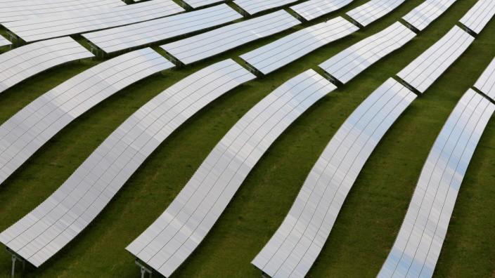 Obergrenze für Solarförderung geplant
