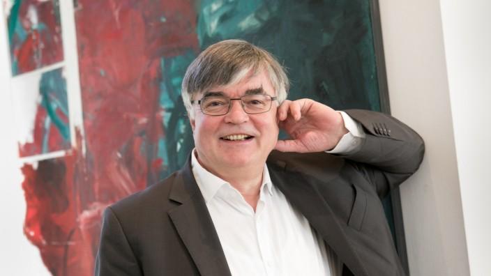 Günther Bauer von der Inneren Mission München, 2020